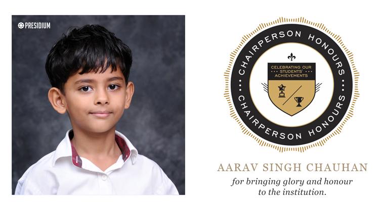 Aarav Singh Chauhan