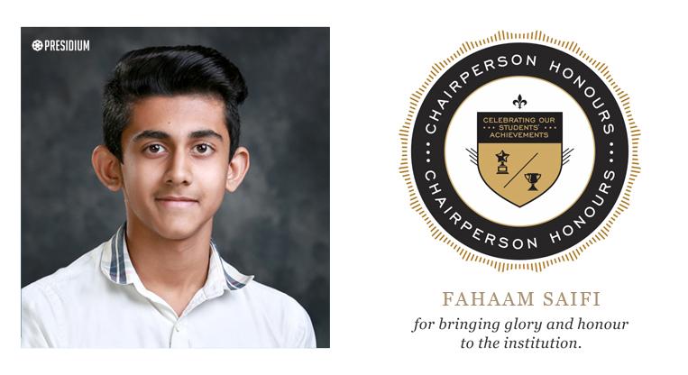 Fahaam Saifi