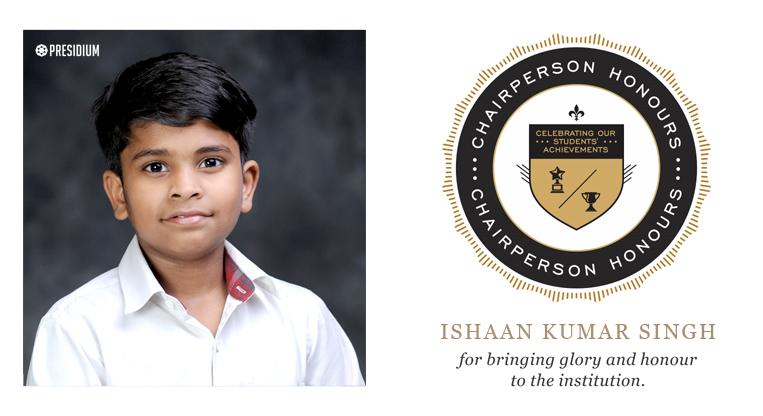 Ishaan Kumar Singh