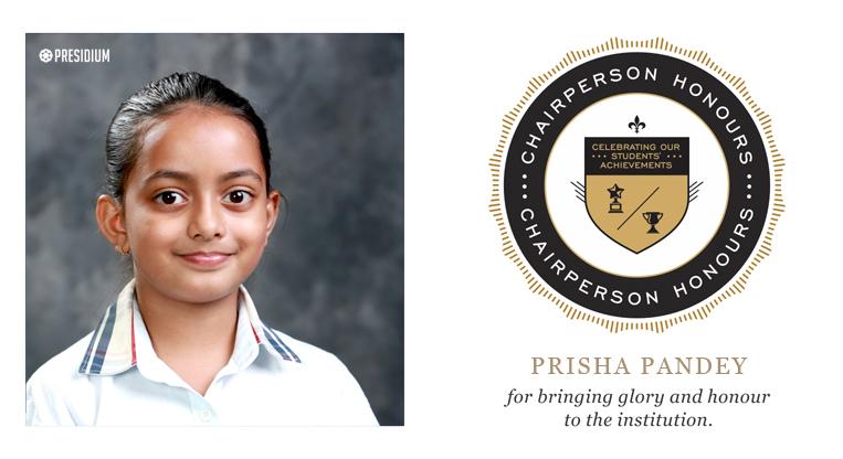 Prisha Pandey