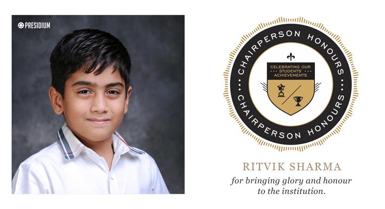 Ritvik Sharma