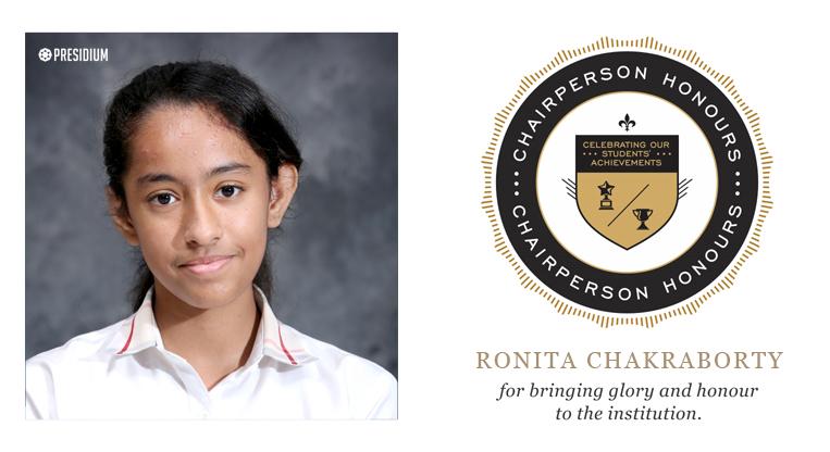 Ronita Chakraborty
