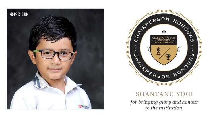 Shantanu Yogi