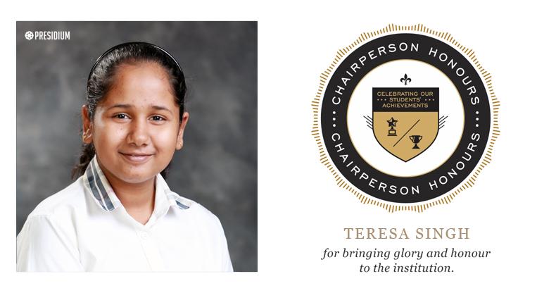Teresa Singh