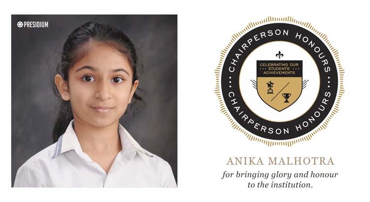 Anika malhotra