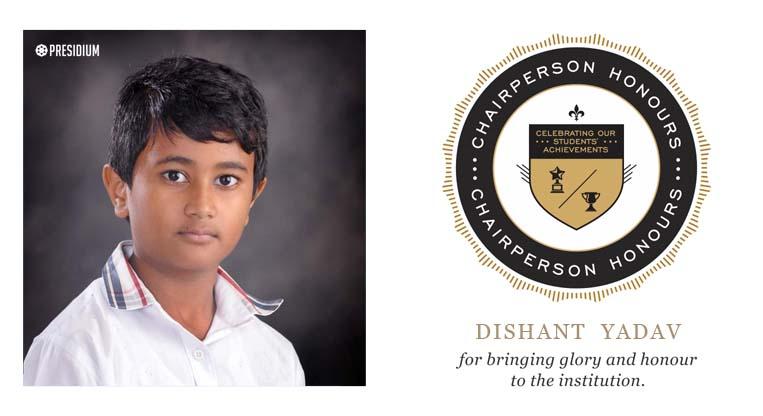 Dishant  Yadav