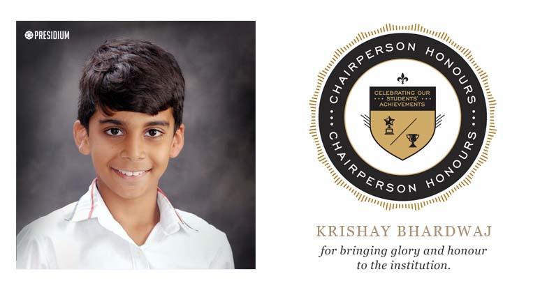Krishay Bhardwaj