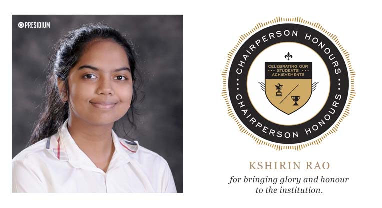 Kshirin Rao