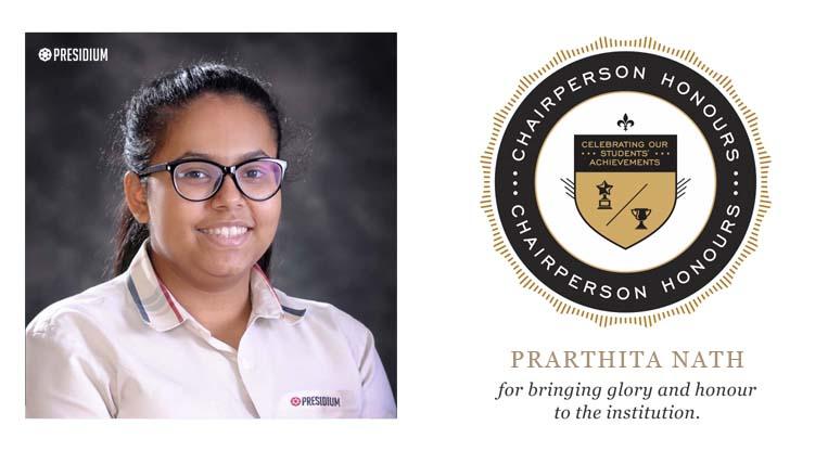 Prarthita Nath