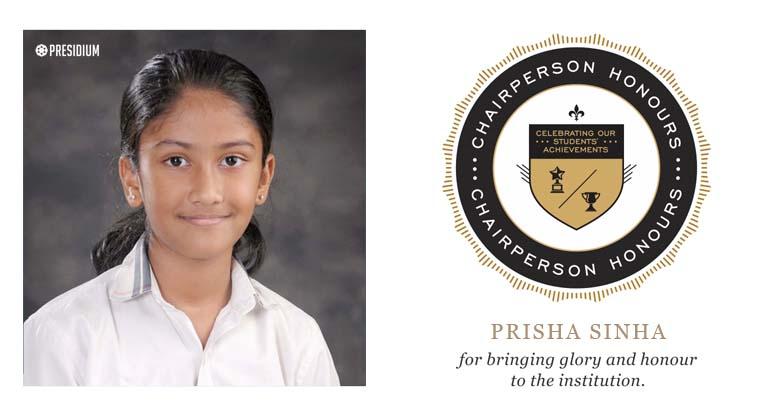 Prisha Sinha