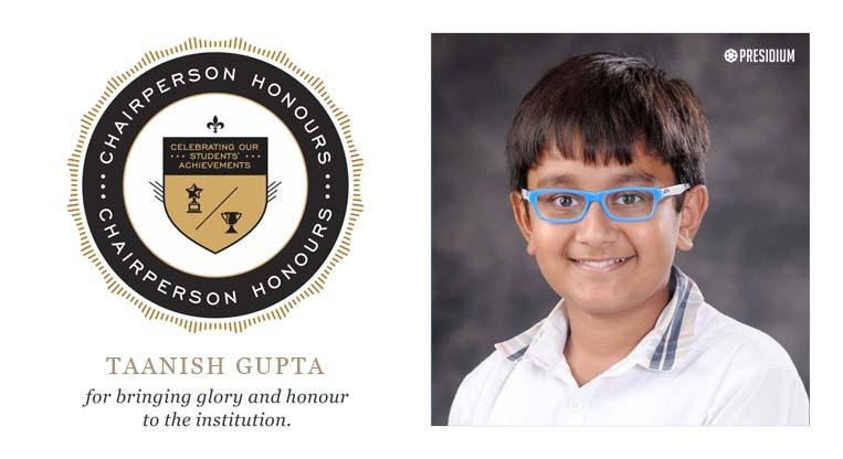 Taanish Gupta