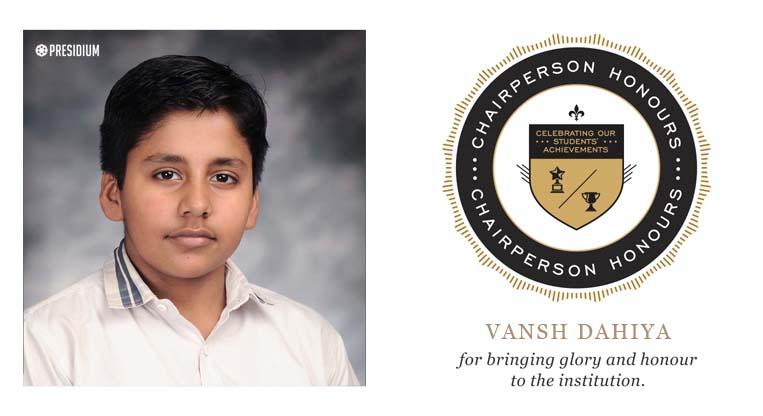 Vansh Dahiya