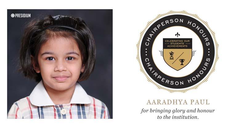 Aaradhya Paul