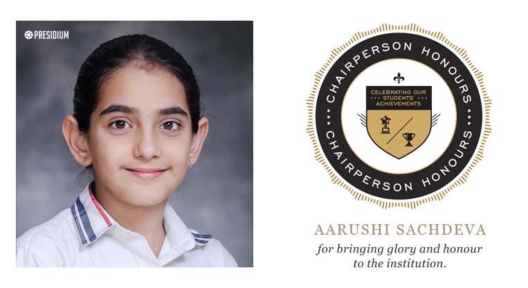 Aarushi Sachdeva