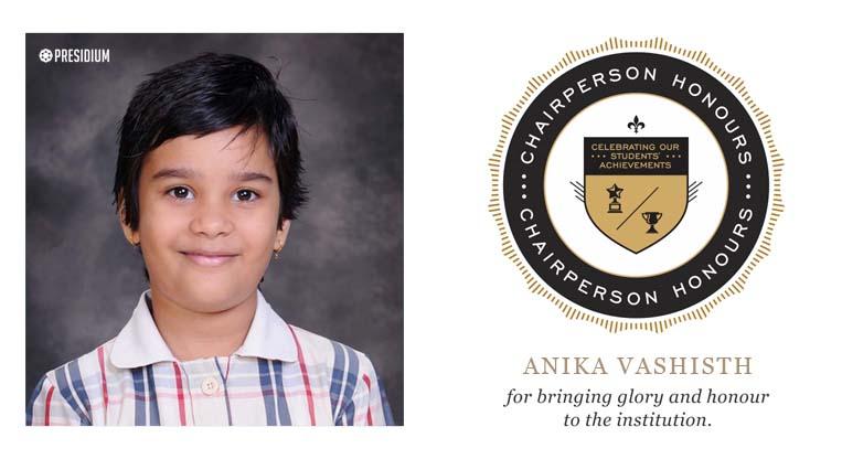 Anika Vashistha