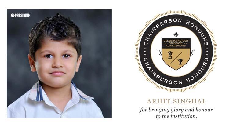 Arhit Singhal