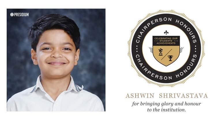 Ashwin Shrivastava