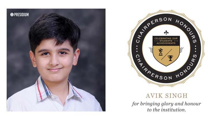 Avik Singh