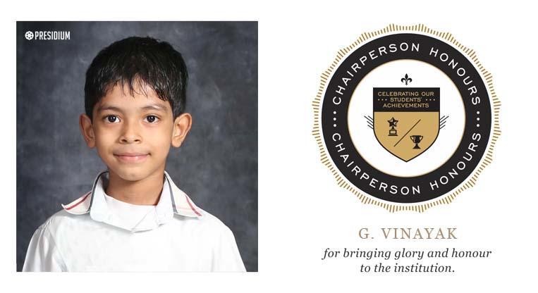 G. Vinayak
