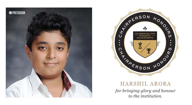 Harshil Arora