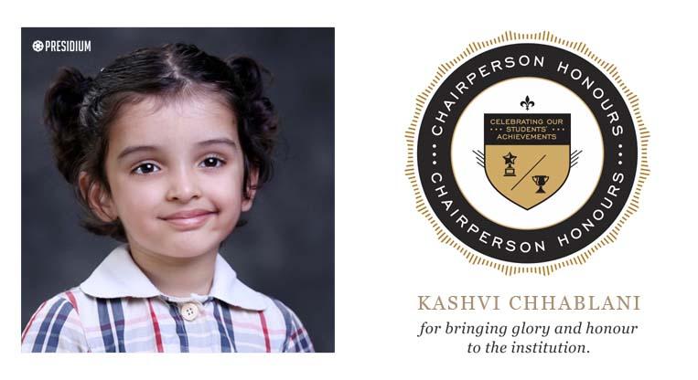 Kashvi Chhablani