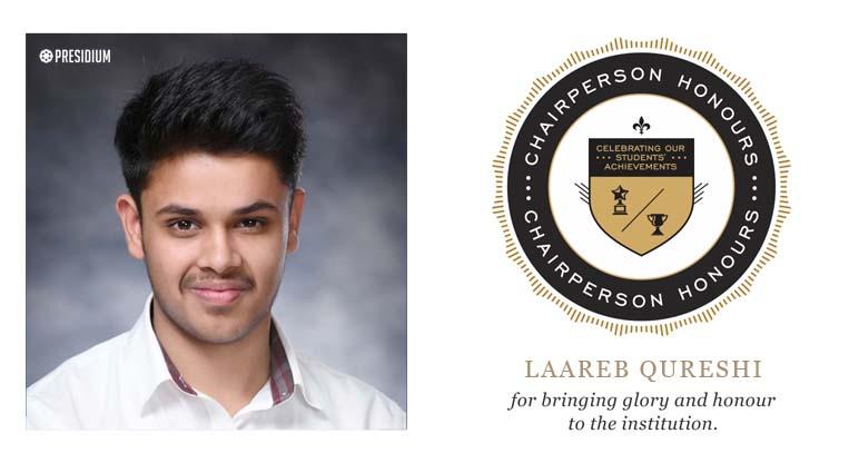 Laareb Qureshi