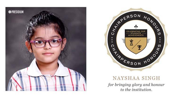 Nayshaa Singh