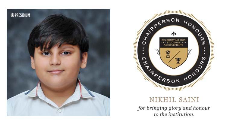 Nikhil Saini