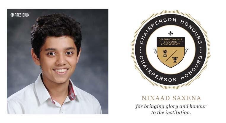 Ninaad Saxena