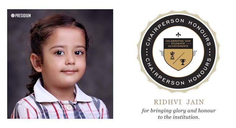 Ridhvi  Jain
