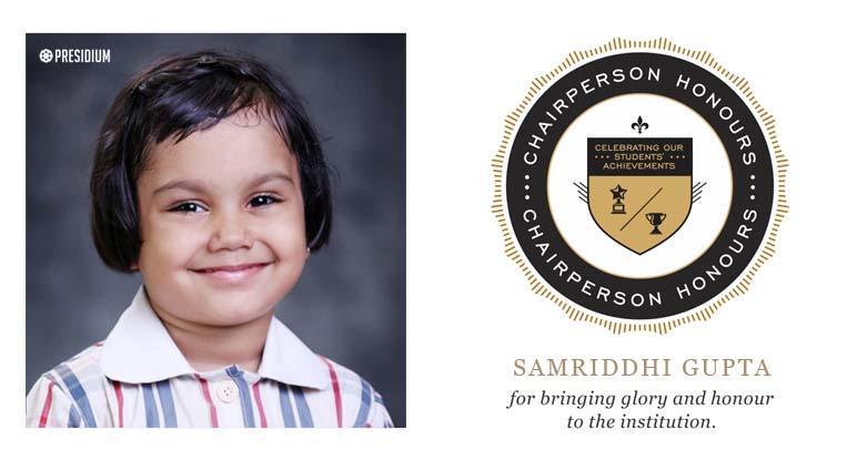 Samriddhi Gupta