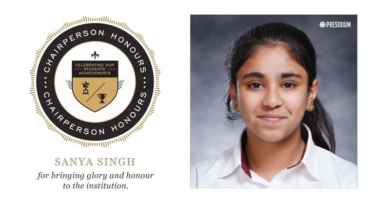 Sanya Singh