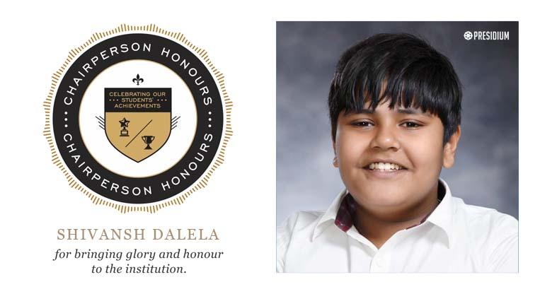 Shivansh Dalela