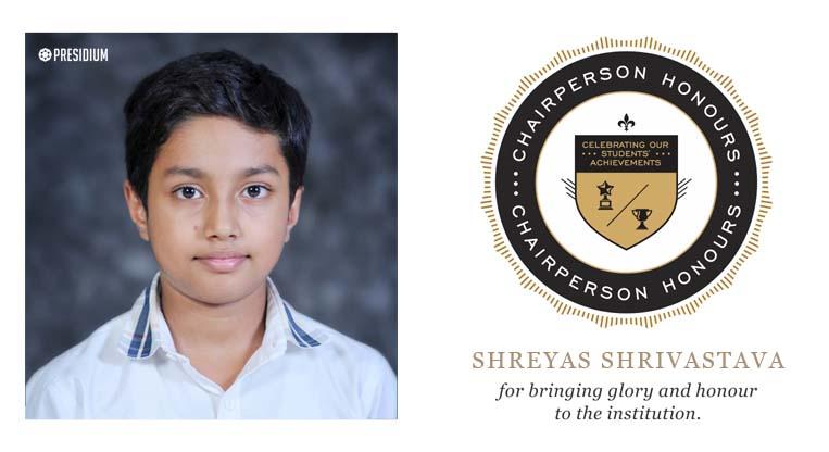 Shreyas Shrivastava