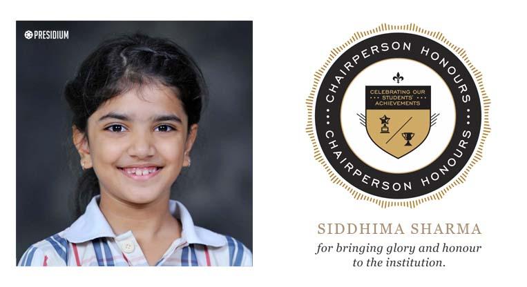 Siddhima Sharma