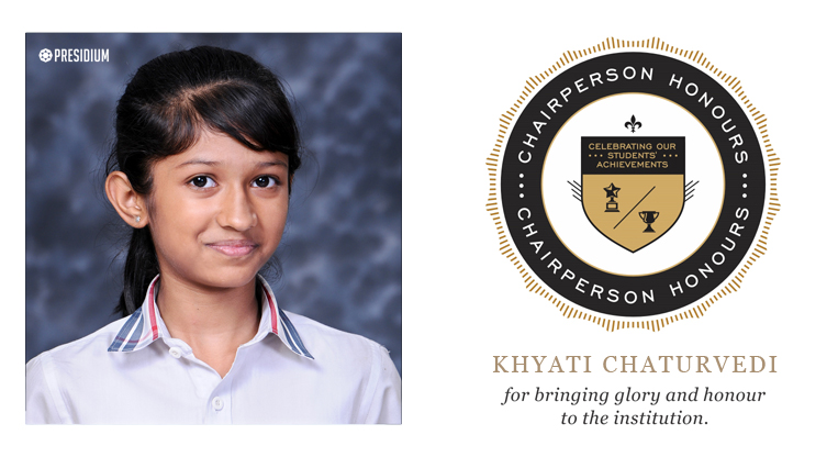KHYATI CHATURVEDI
