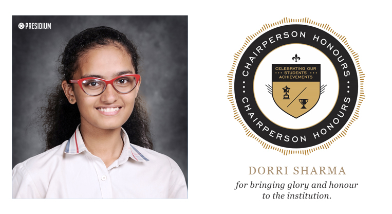 Dorri Sharma