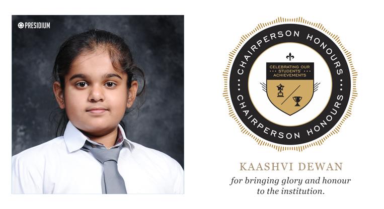 Kaashvi Dewan