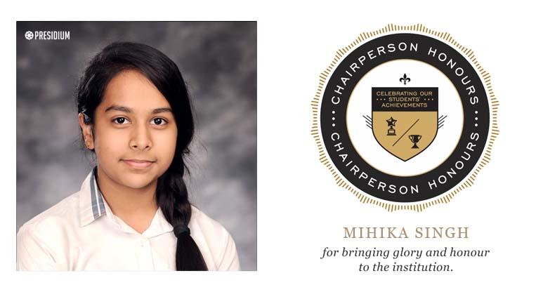 Mihika Singh