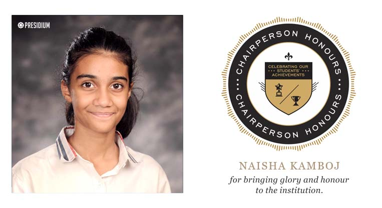 Naisha Kamboj
