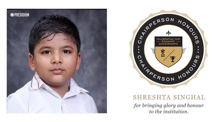 Shreshta Singhal