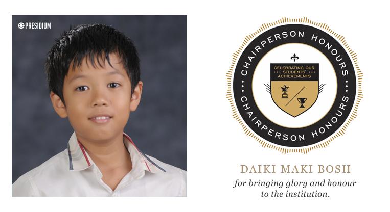 Daiki Maki Bosh
