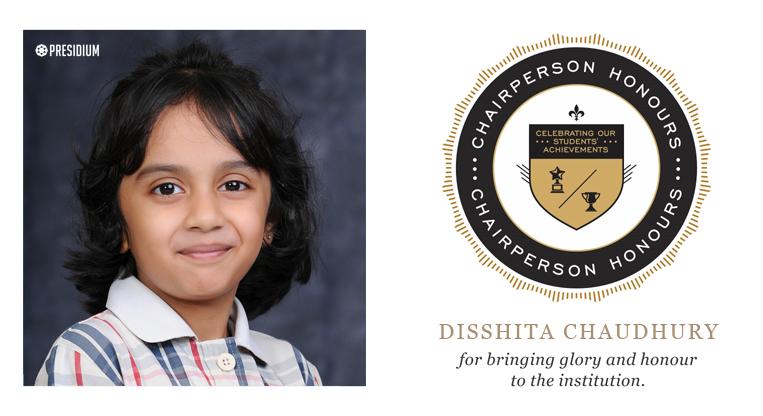 Disshita Chaudhury