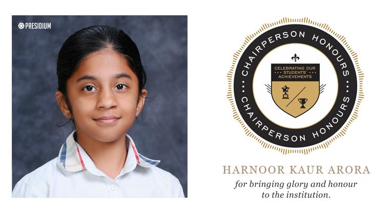 Harnoor Kaur Arora