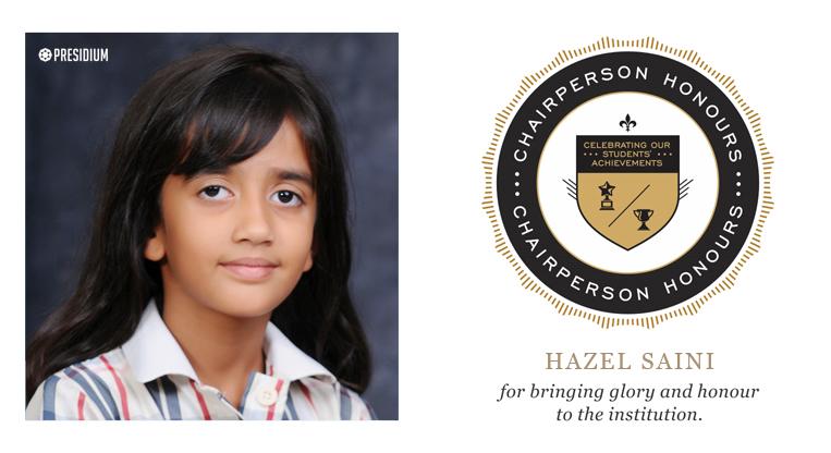 Hazel Saini