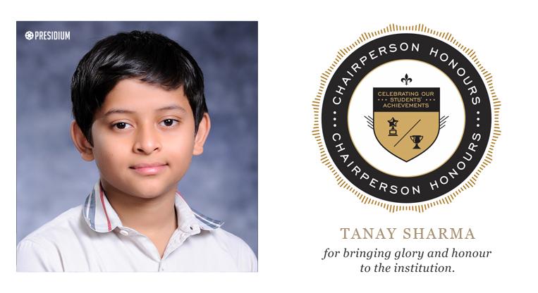 Tanay Sharma