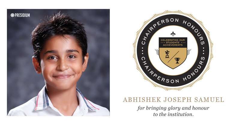Abhishek Joseph Samuel
