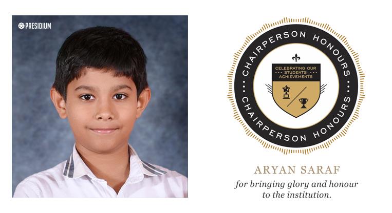 Aryan Saraf