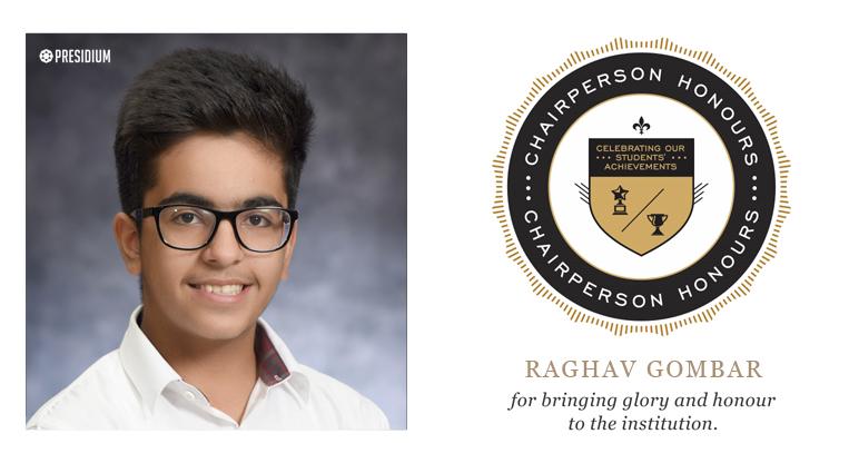 Raghav Gombar