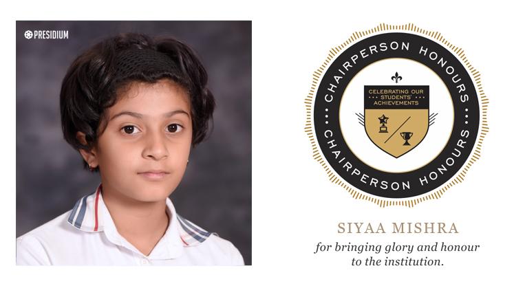 Siyaa Mishra